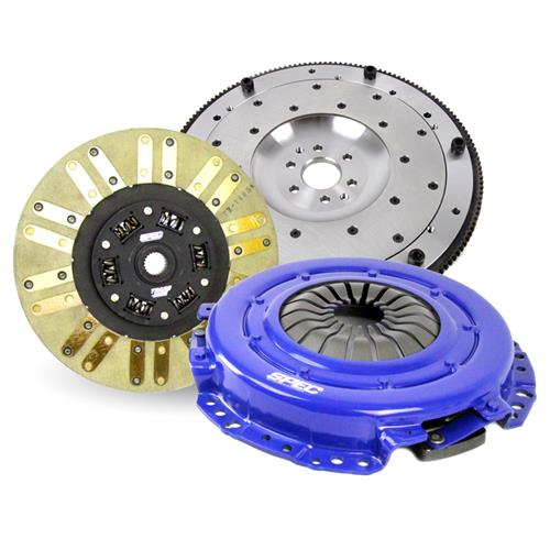 2007-2009 FORD MUSTANG GT500 SPEC STAGE 2 CLUTCH KIT + STEEL FLYWHEEL