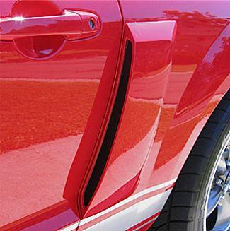 Street Scene Mustang Quarter Panel Side Scoops (10-14) 950-70774