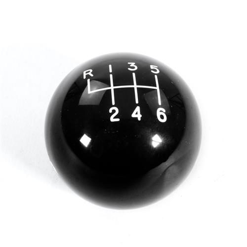 Steeda Mustang Shift Knob  - Black (15-17) 203-E216ULSI20
