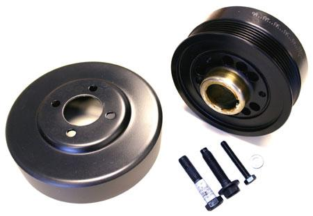 Steeda Mustang Underdrive Pulley Kit (05-10) GT 4.6 3V 5553305