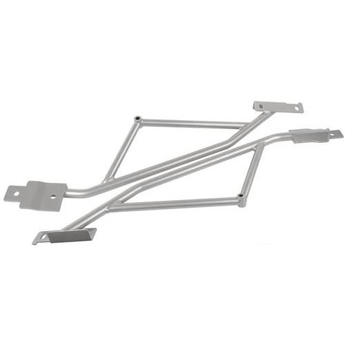 Mustang Steeda IRS Subframe Support Braces (15-18)