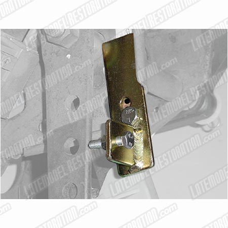 Steeda Mustang Adjustable Clutch Pedal Stop (94-04) 5557025