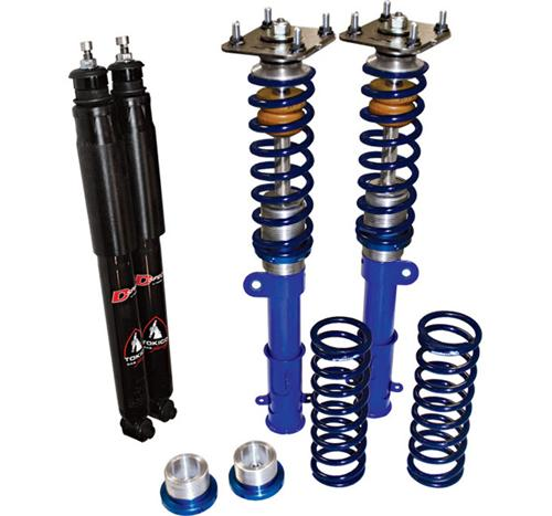 Picture of 2005-14 Mustang Steeda Coilover System.