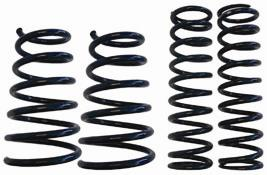 Steeda Mustang Sport Lowering Springs Kit (05-14) GT 5558215