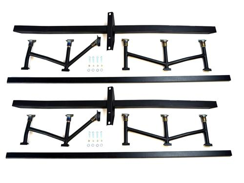 Stifflers  Mustang Fit System Chassis Stiffening Kit (79-93) FIT-M02