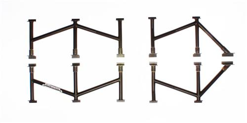 1979-04 Mustang Stifflers Web Brace Kit. Must be used with STF-SFCM01 or STF-SRm02  http://buystifflers.com/webbrace79-04mustang.aspx