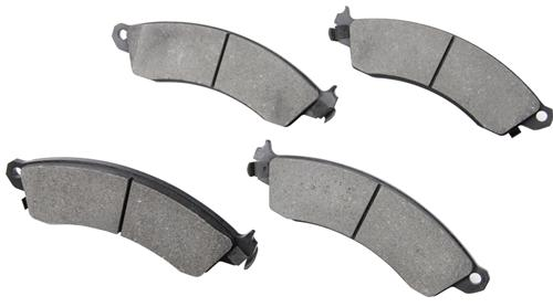 Picture of 94-04 MUSTANG COBRA FRONT STOPTECH STREET PERFORMANCE BRAKE PADS