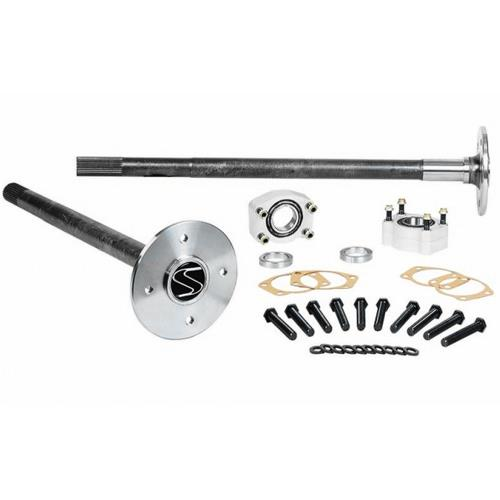 Strange Mustang Axle & C-Clip Eliminator Kit  - 4-Lug - 28 Spline (86-93)