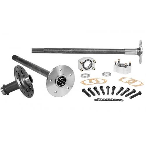 Strange Mustang Axle, Spool, & C-Clip Eliminator Kit  - 5-Lug - 35 Spline (86-93)