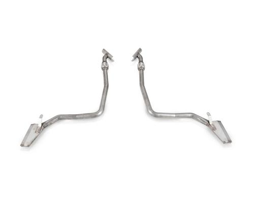 11-13 Mustang GT Sideburner Exhaust System
