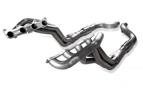 Stainless Works Mustang Long Tube Headers w/ Catalytic Converters (2015) GT Factory Connect 5.0 M15CCAT