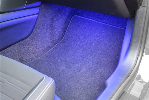 Starkey Mustang Footwell Lighting Kit - Blue (05-14) 3440B