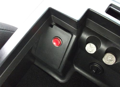 Mustang Trunk Release Button  (05-09)