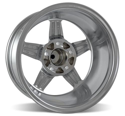 SVE Mustang Drag Wheel 15x10  - Chrome (94-04)