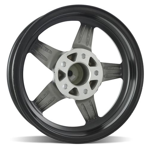 SVE Mustang Drag Wheel 15X3.75 Dark Stainless (94-10)