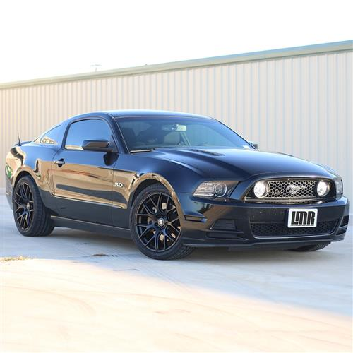 SVE  Mustang Drift Wheel - 19X9.5 Flat Black (05-17)
