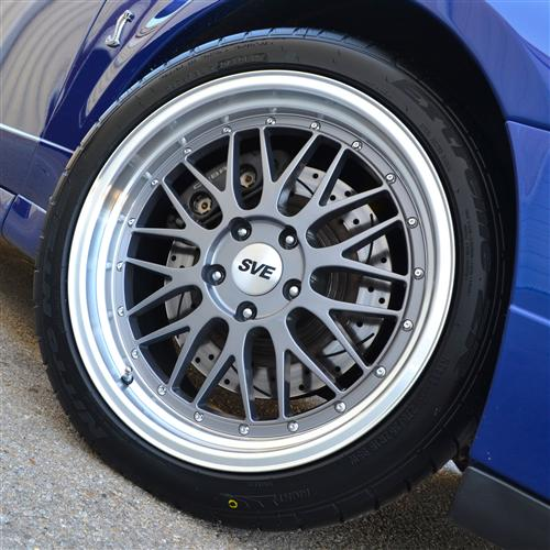 SVE Mustang Series 1 Wheel Kit  Anthracite (94-04)