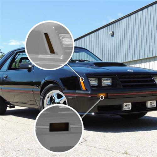 79-86 FORD MUSTANG PARKING LIG