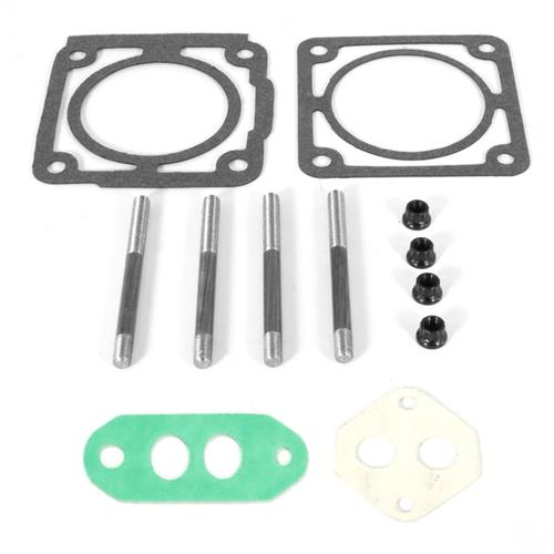 SVE Mustang 75mm Throttle Body & EGR Gasket Kit w/ Studs (86-93)