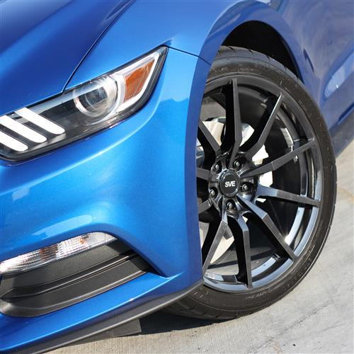 SVE Mustang S350 Wheel - 20x10  - Gloss Graphite (05-17)