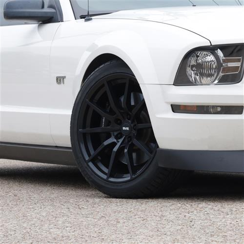 SVE Mustang S350 Wheel - 19x10  - Gloss Black (05-18)