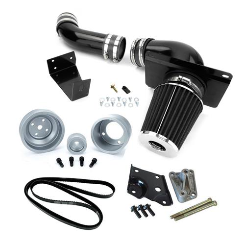 SVE Mustang Performance Starter Kit w/ Clear Pulleys (89-93) 5.0