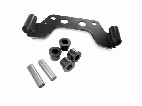 Mustang Off Road H-Pipe & Exhaust Hanger Kit (86-93)