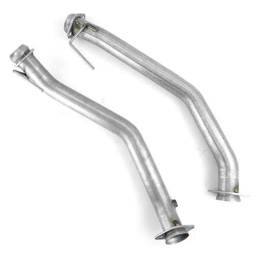 "SVE Mustang 2.5"" Off Road X-Pipe & Cat-Back Exhaust Kit (86-93) LX"