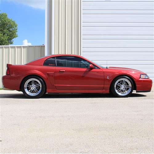 SVE Mustang Series 2 Wheel Kit -18x9/10 Chrome (94-04)