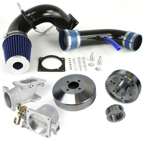 SVE Mustang Stage 2 Power Pack (96-01) GT 4.6 - SVE Mustang Stage 2 Power Pack (96-01) GT 4.6