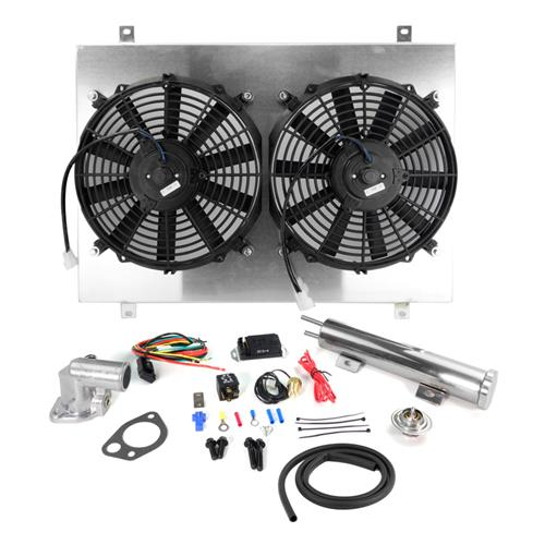 SVE Mustang Electric Fan Conversion Kit (79-93) 5.0