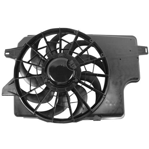 SVE Mustang Aluminum Radiator and Fan Kit (94-95) GT 5.0L