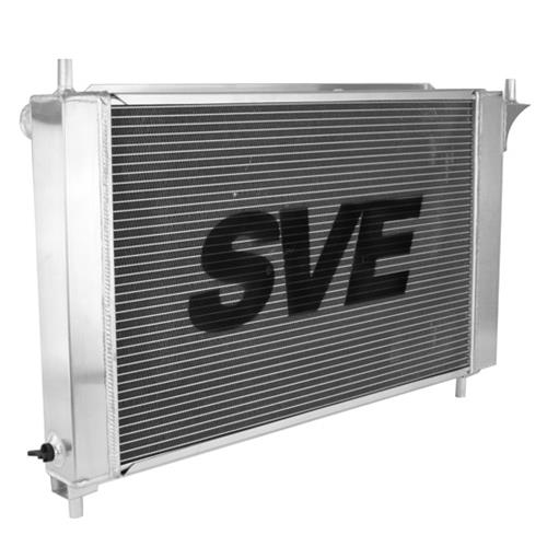SVE Mustang Aluminum Radiator & Factory Fan Kit (01-04)
