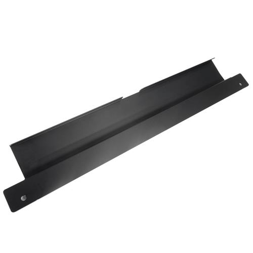 SVE Mustang Radiator Cover  - Black (79-93)