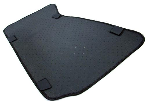 SVE Mustang 4pc Floor Mat Set Black (79-04)