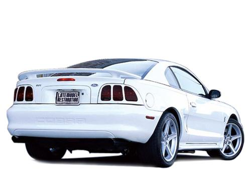 Mustang Smoked Tail Light Tint (96-98)