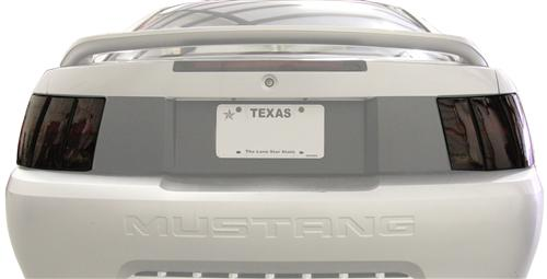 SVE Mustang Smoked Tail Light Tint (99-04)