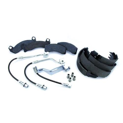 SVE Performance Mustang Brake Upgrade Kit (87-93) 5.0L