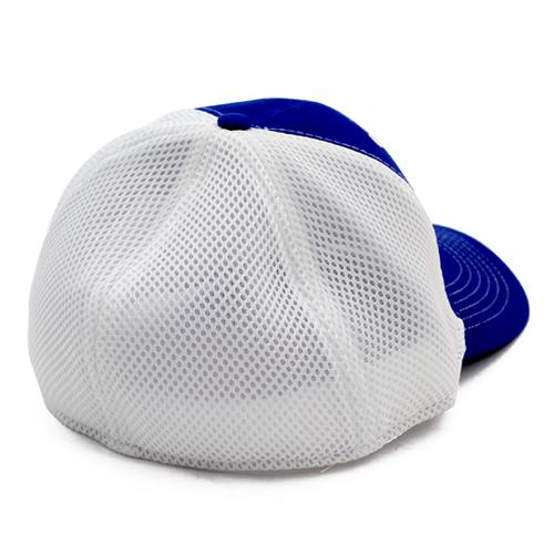 SVE Flexfit Blue & White Hat L