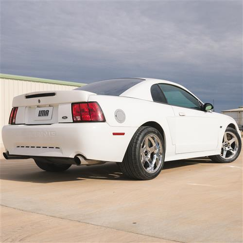 SVE Mustang 2003 Cobra Style Wheel & Tire Kit - 17x9/10.5  - Chrome - Deep Dish - NT555R (94-04)