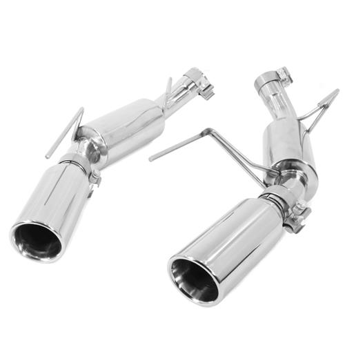 SVE Mustang Axle Back Exhaust Kit (05-10) GT/GT500