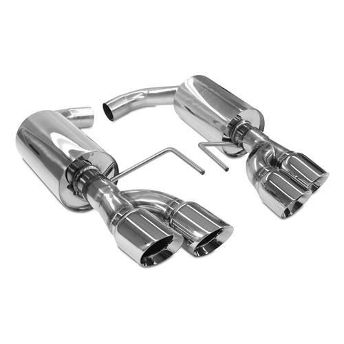 SVE Mustang Axle Back Exhaust Kit (18-19) GT