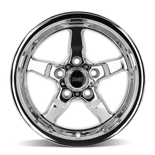 Sve Mustang Drag Wheel Tire Kit