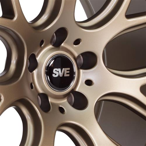 SVE Mustang Drift Wheel 19x9.5  - Satin Bronze  (15-18)