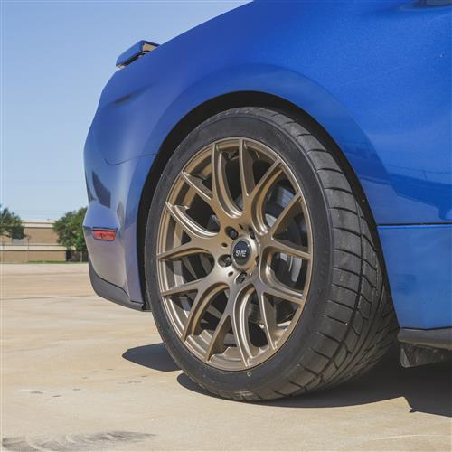 SVE Mustang Drift Wheel kit - 19x9.5  - Satin Bronze  (15-18)