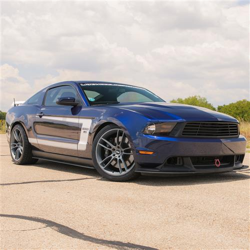 SVE Mustang GT7 Wheel Kit - 19x10  - Satin Graphite (05-14)