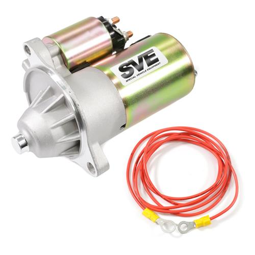 sve mustang high torque mini starter (79-95) 5 0