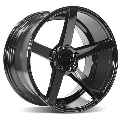 SVE Mustang NVX Wheel - 18x10  - Gloss Black (94-04)