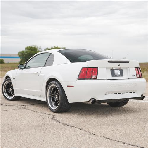SVE Mustang Series 2 Wheel Kit -18x9/10 Black w/ Machined Lip (94-04)