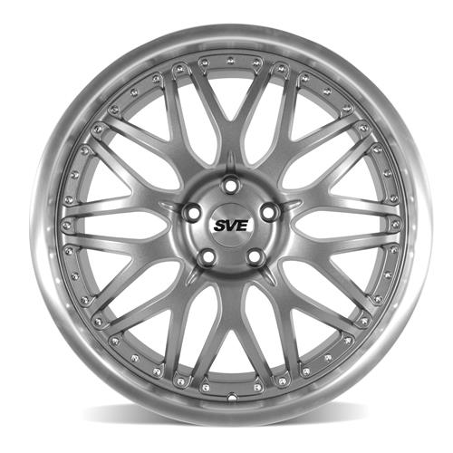 SVE Mustang Series 3 Wheel - 20x8.5 Gun Metal (05-18)